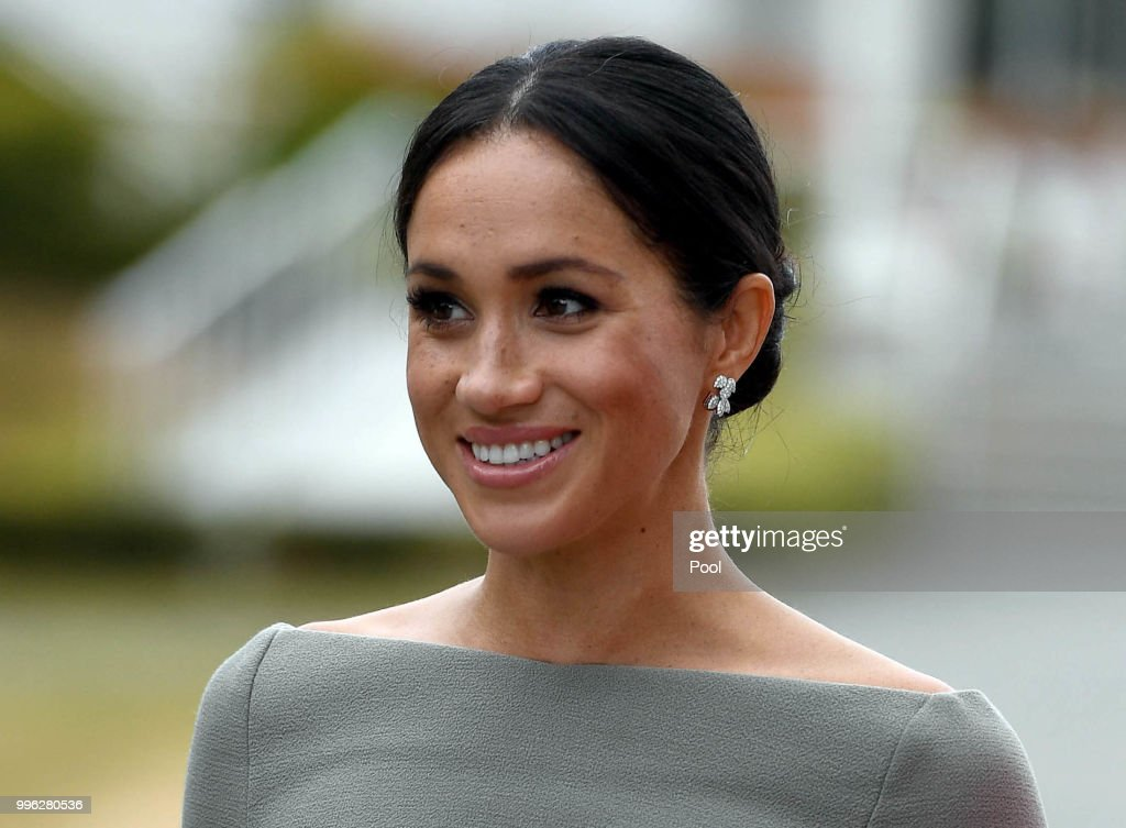 The Duke And Duchess Of Sussex Visit Ireland : News Photo