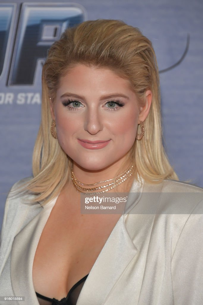 Meghan Trainor attends the season finale viewing party for FOX's 'The Four' at Delilah on February 8, 2018 in West Hollywood, California.