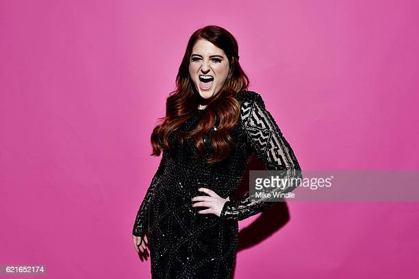 Meghan Trainor poses for a portrait during CBS RADIO's fourth annual We Can Survive concert at the Hollywood Bowl on October 22 2016 in Hollywood...