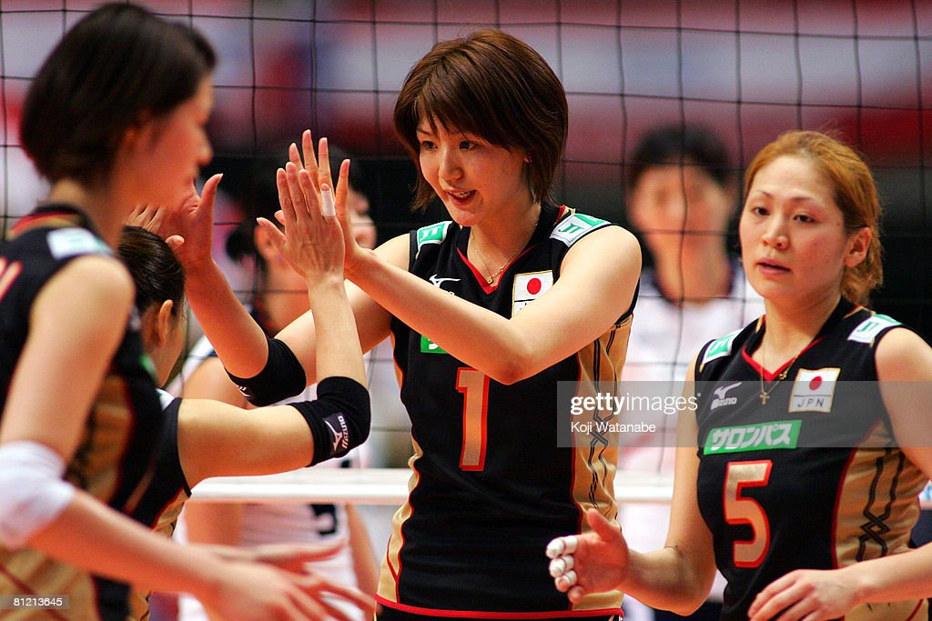 FIVB Women's Olympic Qualification Tournament - Day 5 : ニュース写真