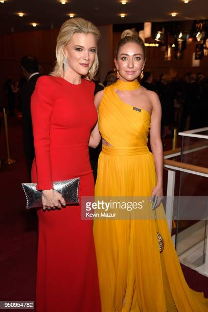 Megyn Kelly and Whitney Wolfe Herd attend the 2018 Time 100 Gala at Jazz at Lincoln Center on April 24, 2018 in New York City.Ê