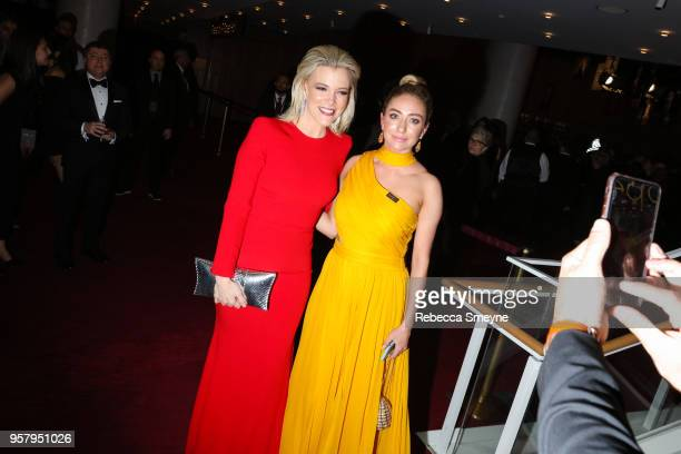 Megyn Kelly and Whitney Wolfe Herd attend the Time 100 Gala at Jazz at Lincoln Center on April 24, 2018 in New York, New York.