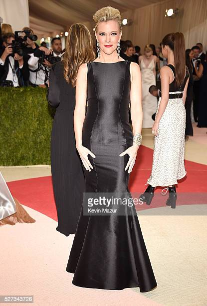 """Megyn Kelly attends """"Manus x Machina: Fashion In An Age Of Technology"""" Costume Institute Gala at Metropolitan Museum of Art on May 2, 2016 in New..."""