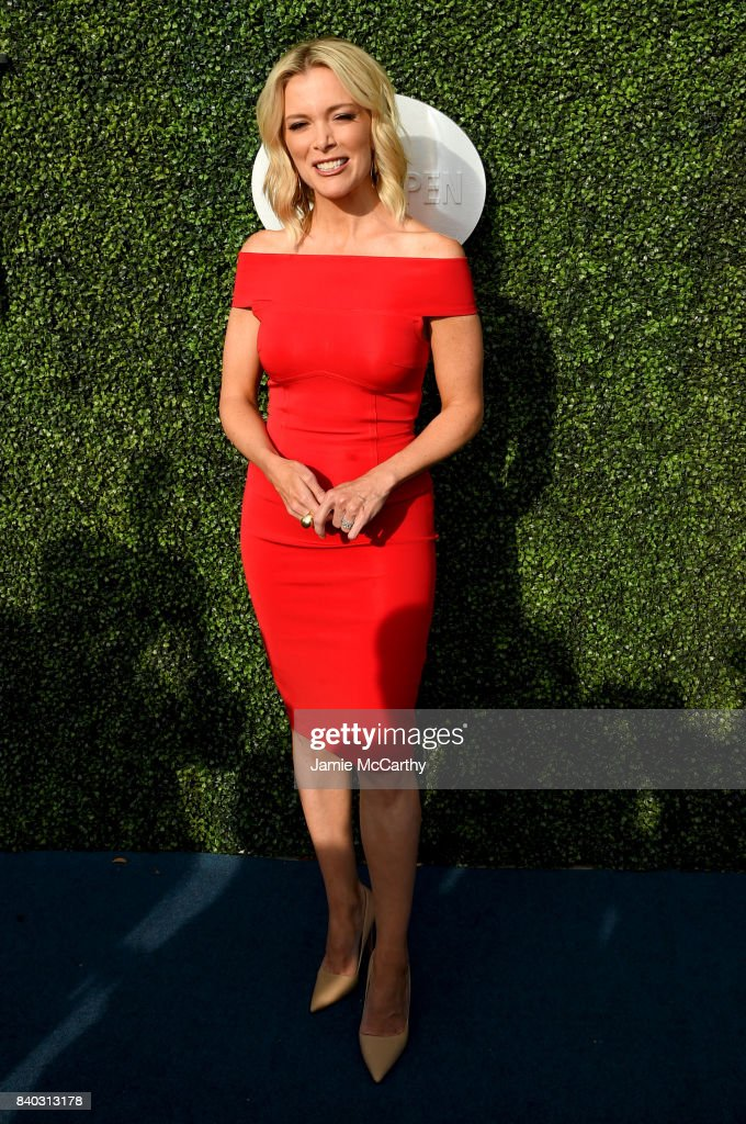 Megyn Kelly attends the 17th Annual USTA Foundation Opening Night Gala at USTA Billie Jean King National Tennis Center on August 28, 2017 in the Queens borough of New York City.