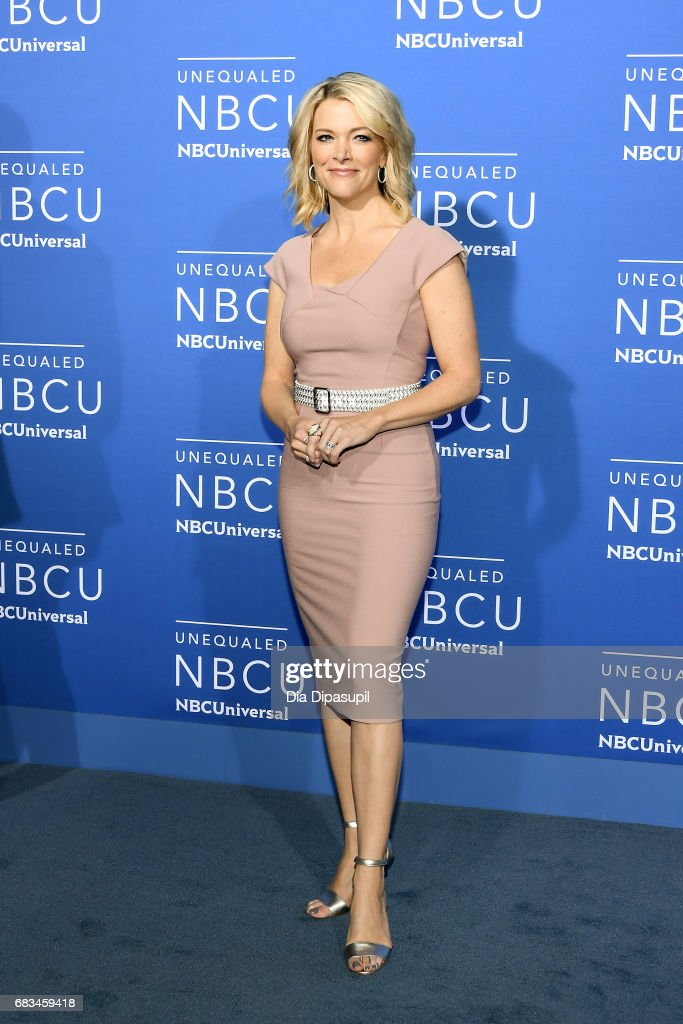 Megyn Kelly attends the 2017 NBCUniversal Upfront at Radio City Music Hall on May 15, 2017 in New York City.