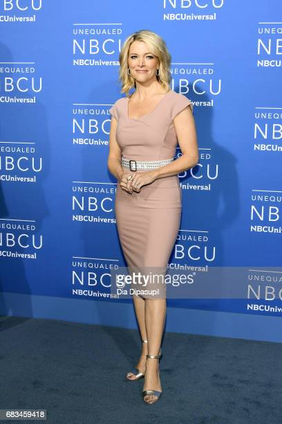 Megyn Kelly attends the 2017 NBCUniversal Upfront at Radio City Music Hall on May 15 2017 in New York City