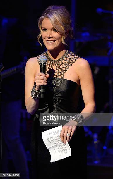 Megyn Kelly speaks at the TIME 100 Gala TIME's 100 most influential people in the world at Jazz at Lincoln Center on April 29 2014 in New York City