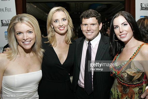 Megyn Kendall Laurie Duhe Bret Baier and Amy Baier