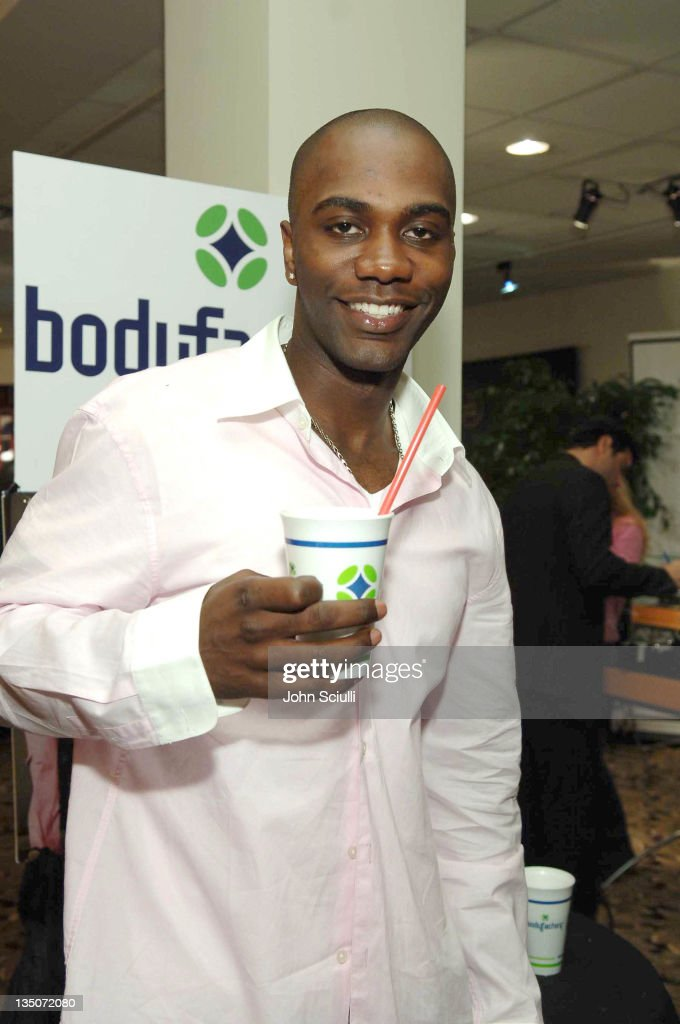 Mehcad Brooks at Bodyfactory during Silver Spoon Hollywood Buffet - Day 2 at Private Residence in Beverly Hills, California, United States.