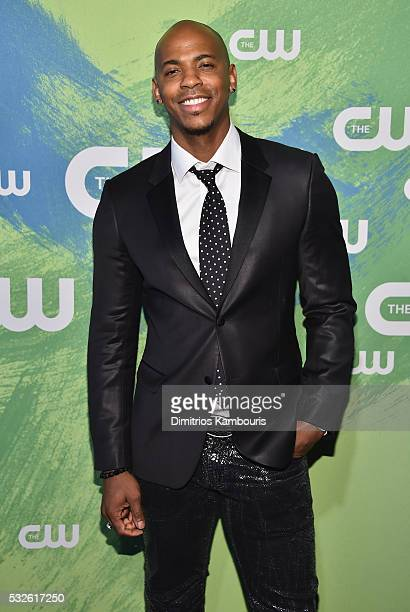 Mehcad Brooks attends the CW Network's 2016 New York Upfront Presentation at The London Hotel on May 19 2016 in New York City