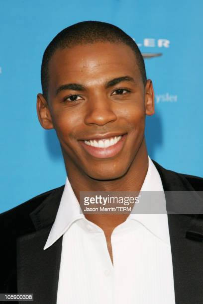 Mehcad Brooks during The 37th Annual NAACP Image Awards Arrivals at Shrine Auditorium in Los Angeles California United States