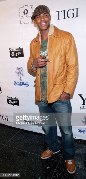 Mehcad Brooks during YMI Jeanswear Celebrates Style Arrivals at Mood Nightclub in Hollywood California United States