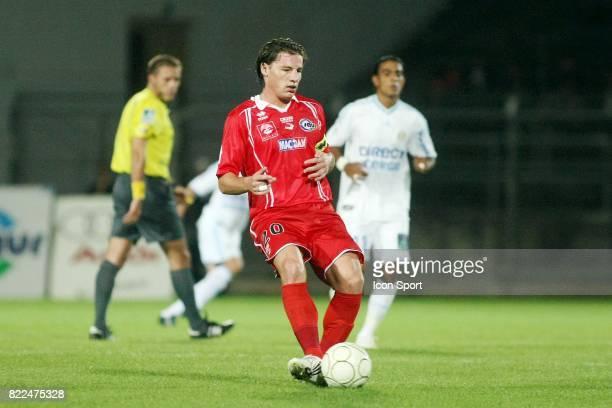 Mehdi MOSTEFA Nimes / Marseille Match Amical