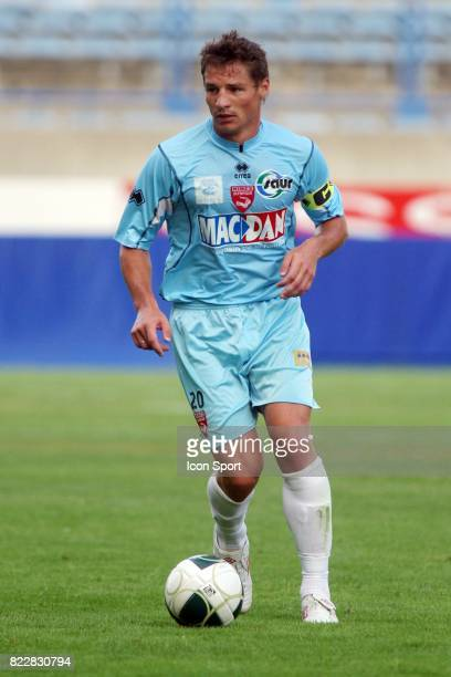 Mehdi MOSTEFA Nimes / Beziers Match Amical Beziers