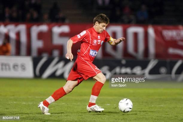 Mehdi MOSTEFA Nimes / Strasbourg 27eme journee de Ligue 2