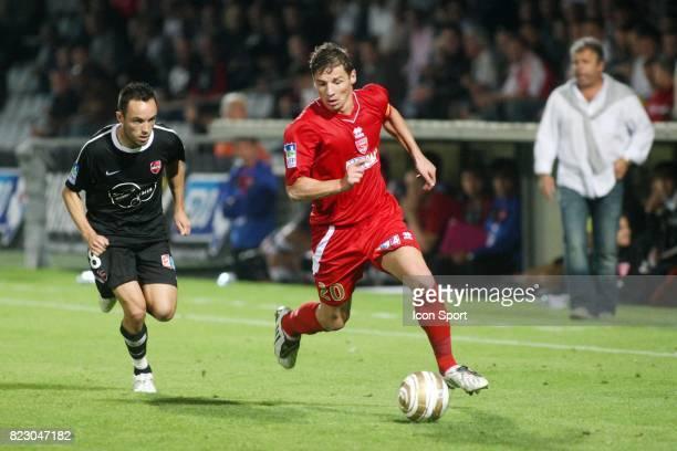 Mehdi MOSTEFA Nimes / Valenciennes 16e finale Coupe de la Ligue
