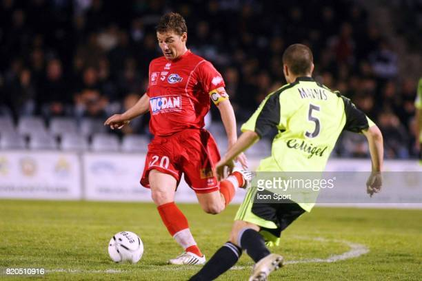 Mehdi MOSTEFA Nimes / Guingamp 29 eme journee de Ligue 2