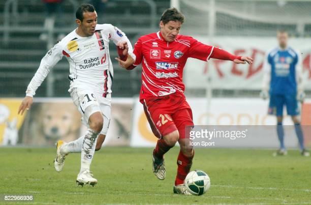 Mehdi MOSTEFA Nimes / Boulogne 21eme journee Ligue 2