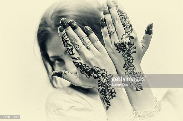 Mehendi on hand l wedding