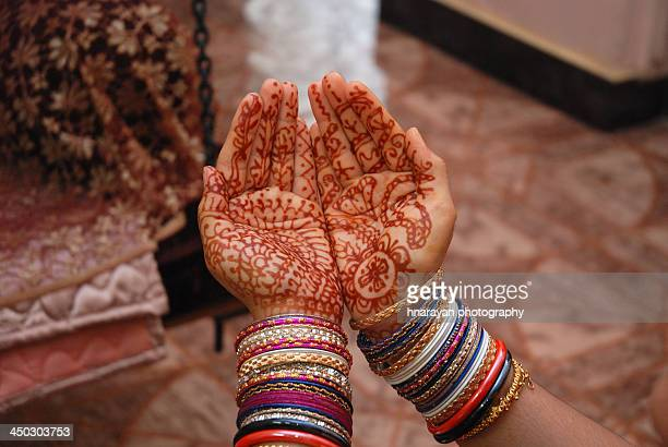 mehendi - thiruvananthapuram stock photos and pictures