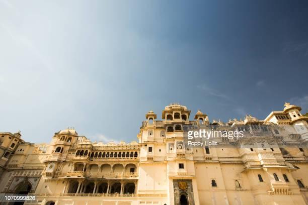 meherangarh fort, jodhpur, india - meherangarh fort stock photos and pictures