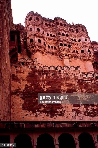Meherangarh Fort Jodhpur India