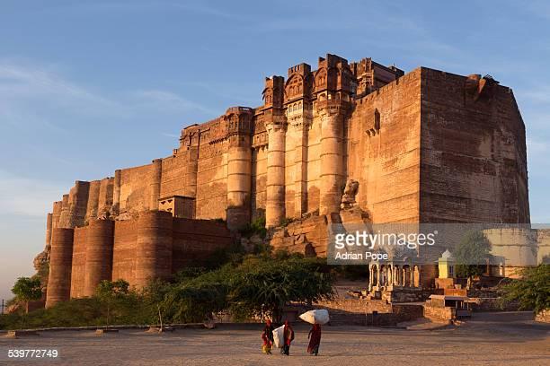 Meherangarh Fort, Jodhpur, Rajasthan