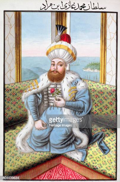 Mehmed II Ottoman Emperor Known as 'Fatih' Mehmed ruled the Ottoman Empire briefly from 14441446 then again from 1451 until his death In 1453 his...