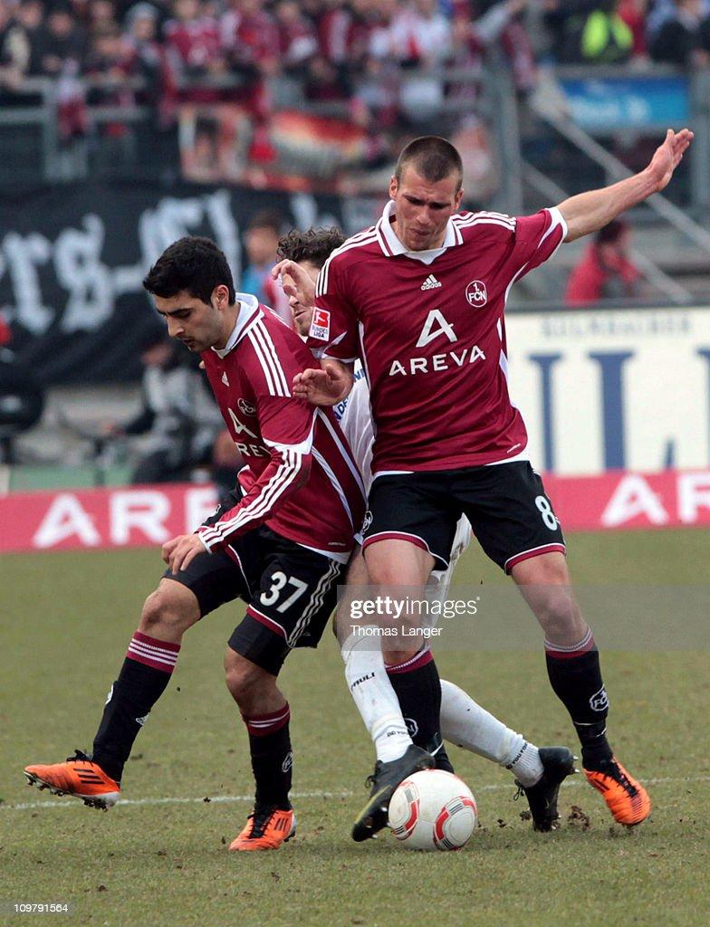1. FC Nuernberg v FC St. Pauli - Bundesliga
