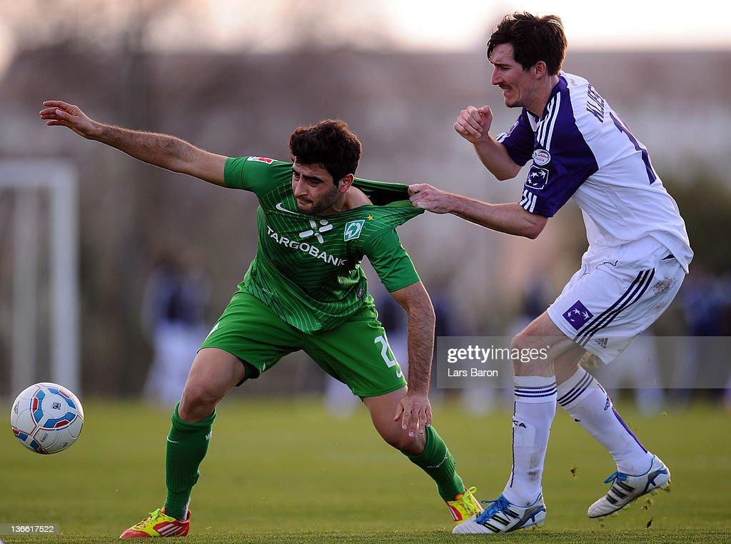 RSC Anderlecht v Werder Bremen - Friendly Match