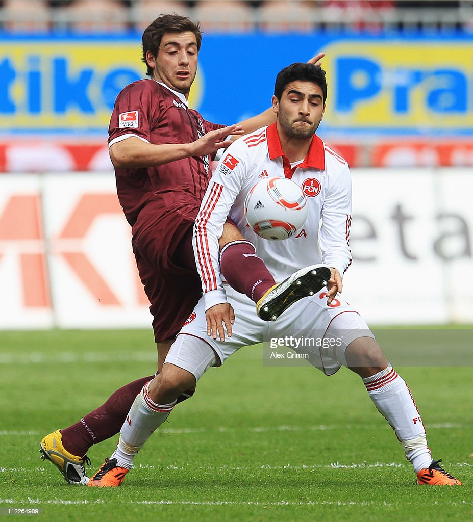 1. FC Kaiserslautern v 1. FC Nuernberg - Bundesliga
