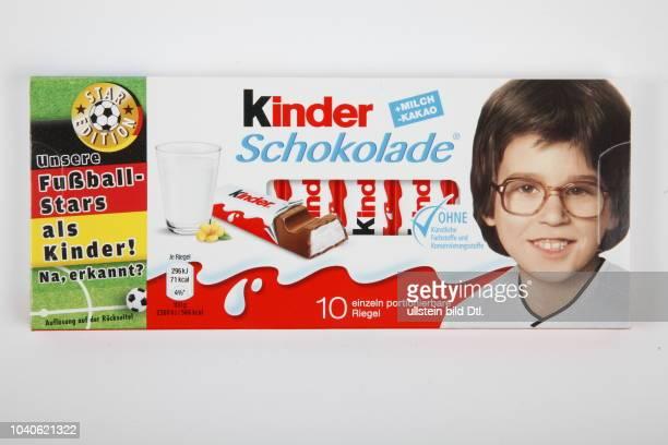 Mehmet Scholl Kinderschokolade