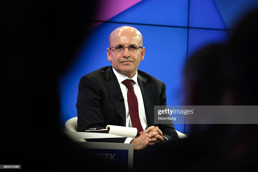 Day Three Of The World Economic Forum  2017