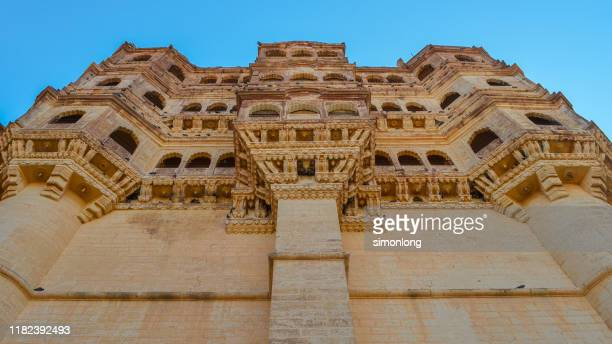 mehrangarh fort - history museum stock pictures, royalty-free photos & images