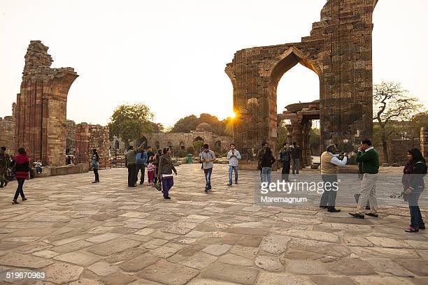 mehrauli archaeological park - ancient civilisation stock pictures, royalty-free photos & images