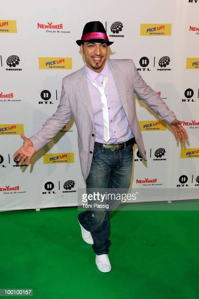 Mehrzad Marashi arrives at 'The Dome 54' at Schleyerhalle on May 20 2010 in Stuttgart Germany