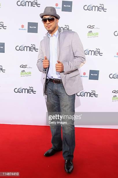 Mehrzad Marashi attends the VIVA Comet 2011 Awards at KoenigPilsner Arena on May 27 2011 in Oberhausen Germany