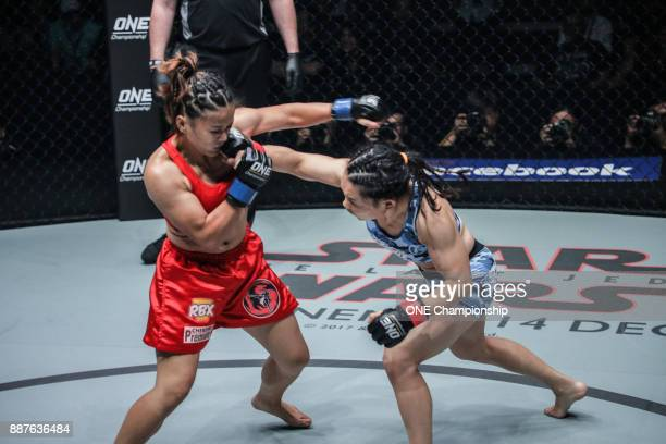 Mei Yamaguchi put in a terrific performance to defeat Gina Iniong via unanimous decision at ONE Championship Immortal Pursuit at the Singapore Indoor...