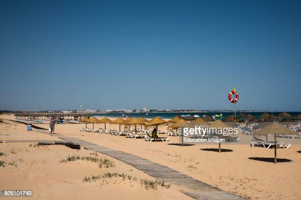 Meia Praia Beach Lagos Portugal