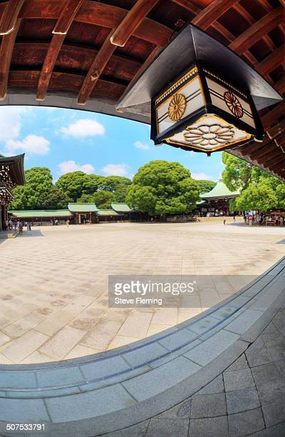 CONTENT] Meiji Shrine located in Shibuya Tokyo is the Shinto shrine that is dedicated to the deified spirits of Emperor Meiji and his wife Empress...