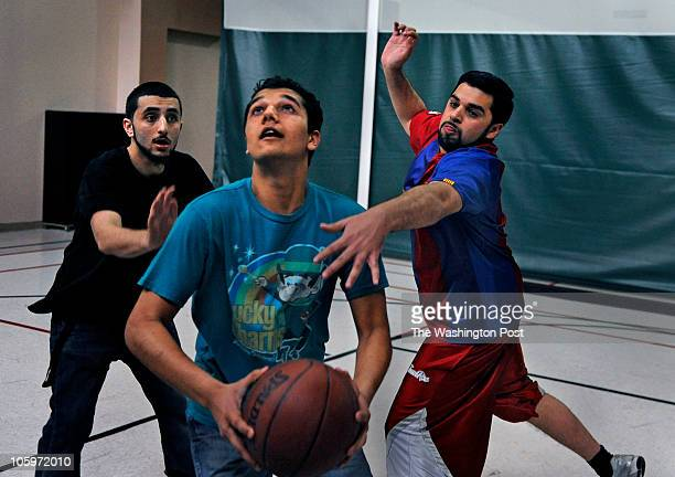MEImam NEG#212383 Photos by Michael Williamson 3/3/2010 Adeel Zeb is a young man hoping to become an Imam Here he blows off a little steam with...