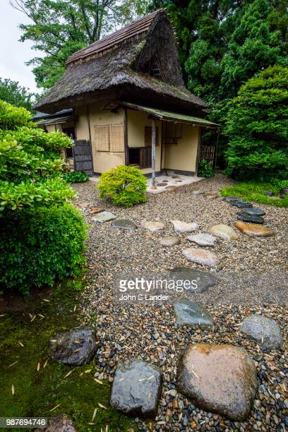 Meimeian is a teahouse and Japanese garden associated with Lord Fumai Matsudaira lord of the Matsue domain Fumai was a man of refined taste and...