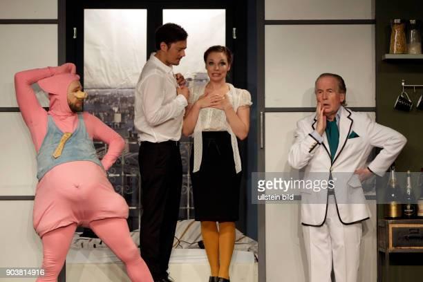 Meine Braut sein Vater und ich, Komödie von Gérard Bitton und Michel Munz gastiert vom 25. Mai bis 10. Juli 2016 im Theater aan der Kö in Düsseldorf....
