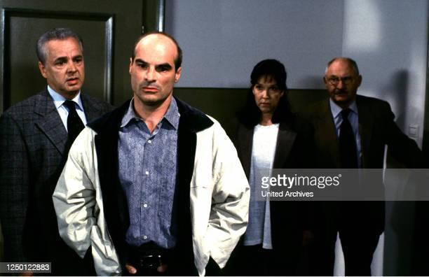 Meine Rache ist der Tod, D 1997, Regie: Helmuth Ashley, MICHAEL ANDE, HANS GEORG PANCZAK, EVA KRYLL, ROLF SCHIMPF.