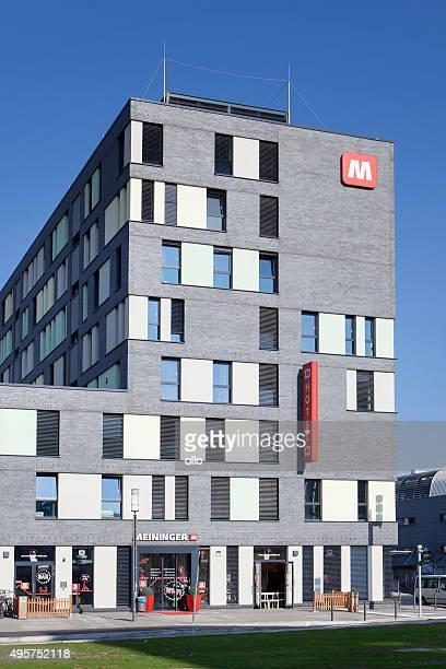 Meininger Hotel Frankfurt Europaviertel