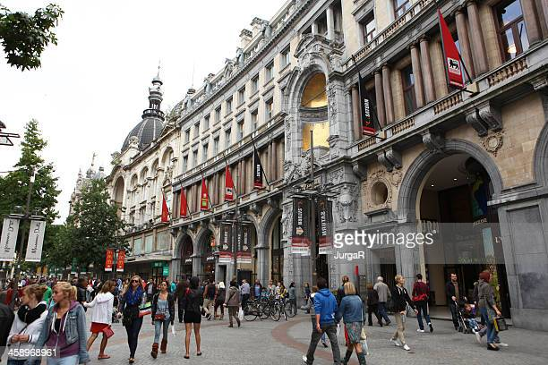 Meir Shopping Street, Antwerp