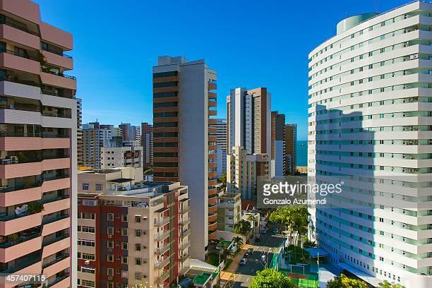 meireles neighborhood in fortaleza. - セアラ州 ストックフォトと画像