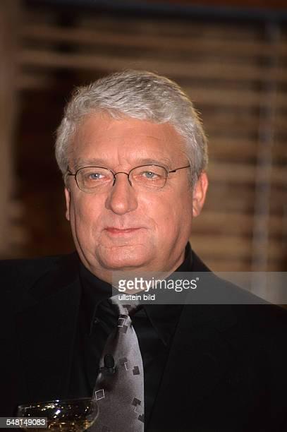 Meiser Hans * Fernsehmoderator D Portrait Januar 2000