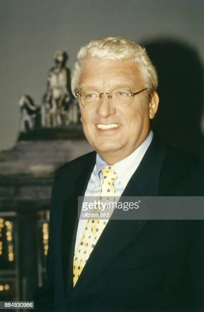 Meiser Hans * Fernsehmoderator D Portrait