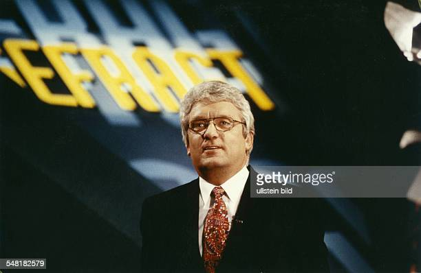 Meiser Hans * Fernsehmoderator D Portrait undatiert